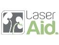 laser aid logo